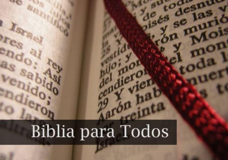 Biblia para todos