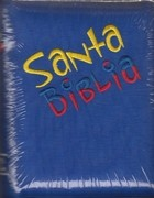 Biblia 22 colombianita azul