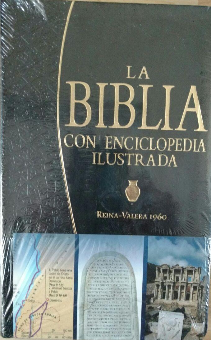 Biblia con enciclopedia