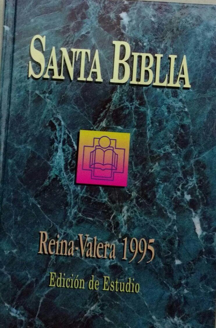 Biblia de estudio 1995