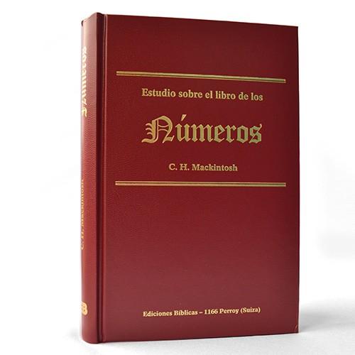 Estudio sobre el libro de los Numeros Mackintosh
