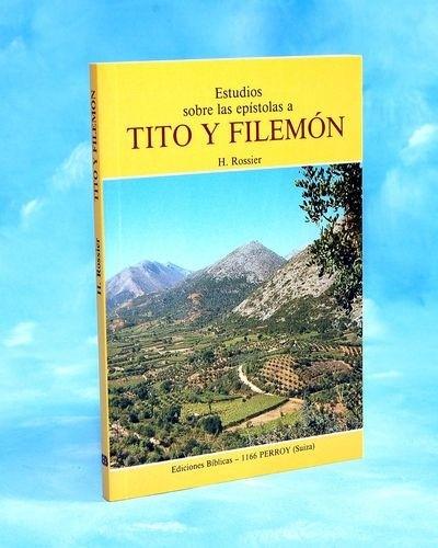Estudio sobre Tito y Filemon