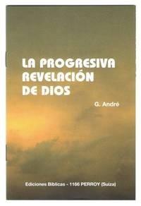La progresiva revelacion de Dios