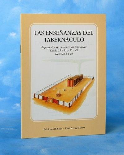 Las enseñanzas del tabernaculo en colores