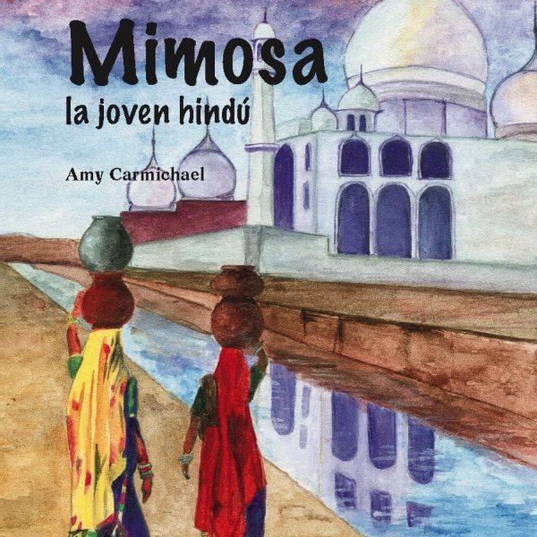 Mimosa La joven hindú