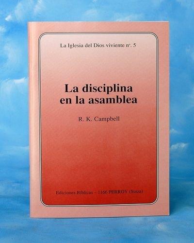 N° 5, La disciplina en la asamblea