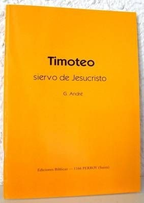 Timoteo siervo de Jesucristo