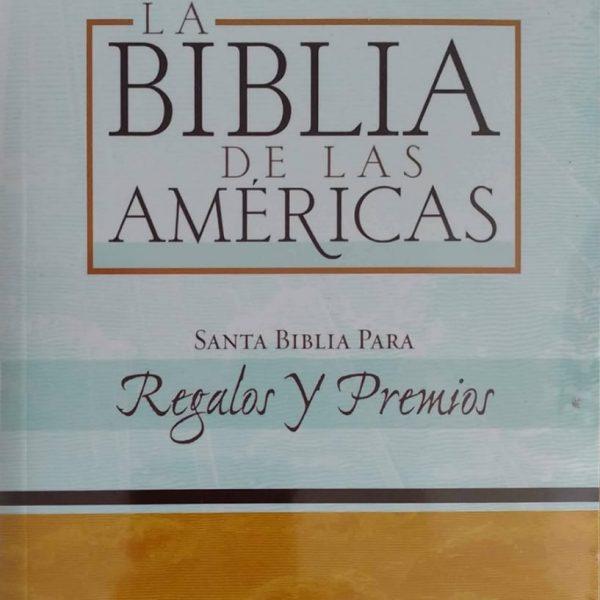 Biblia para regalos y premios