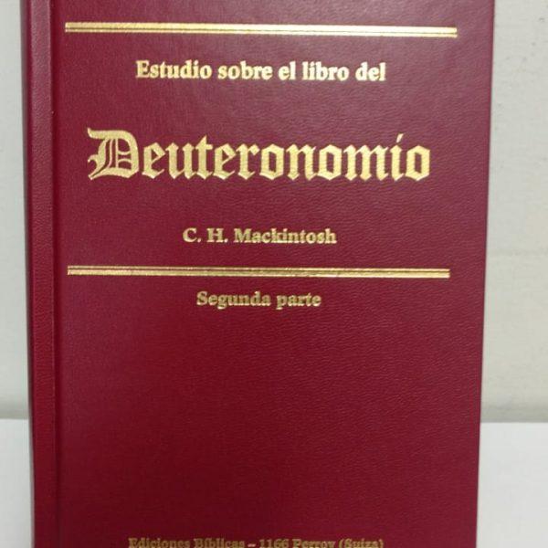 Estudio sobre Deuteronomío segunda parte