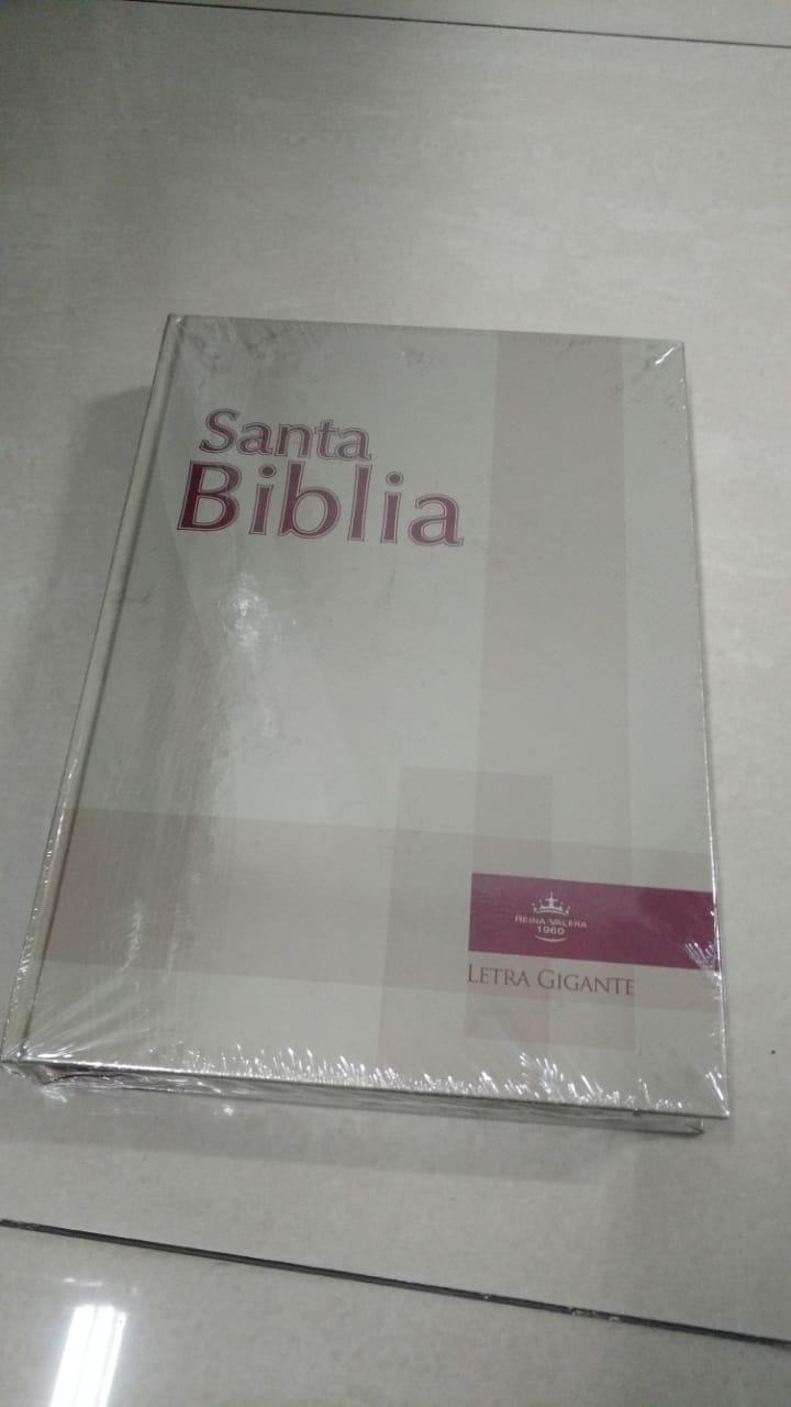 Biblia 83 tapa dura letra gigante